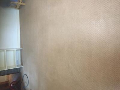A post clean carpet clean and fresh.